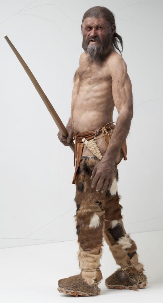 Otzi - ledeni covek