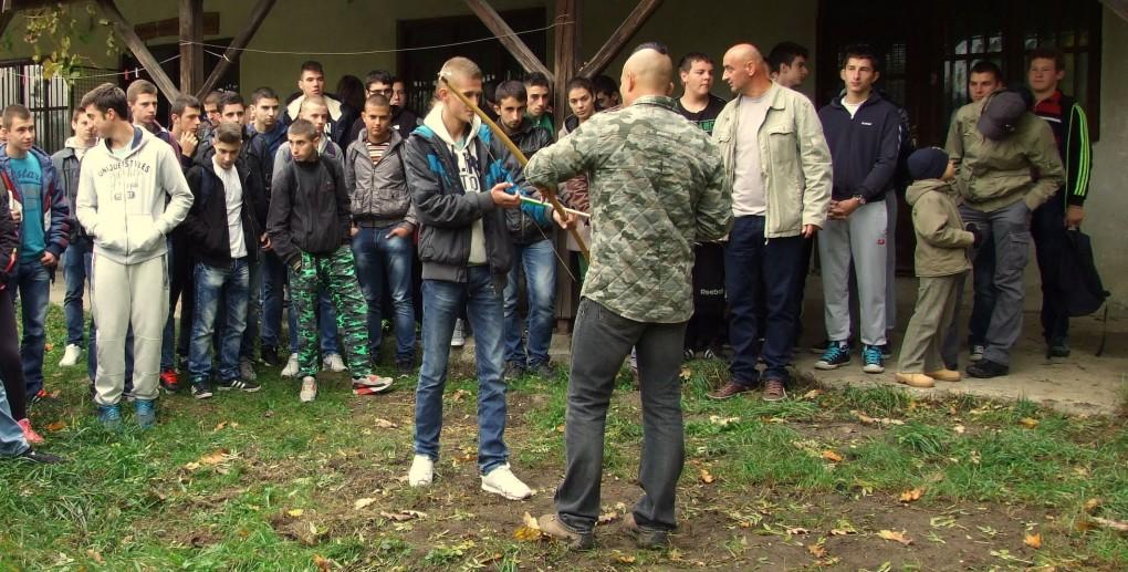 Saradnja sa šumarskom školom u Kraljevu